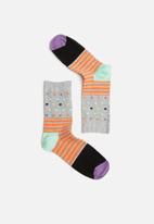 Happy Socks - Stripes & dot socks - multi