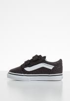 Vans - Td old skool v - black/true white