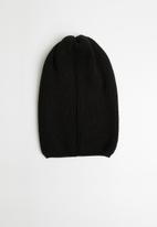 Superbalist - Slouchy beanie - black