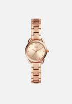 Fossil - Tailor mini - rose gold