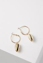 Cotton On - South bay earring - gold