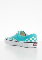 Vans - Era - (checkerboard) scuba blue/true white