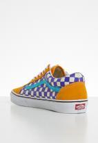 Vans - UA old skool - (thermochrome checker) purple/magenta