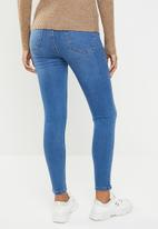 New Look - Jeggings - blue