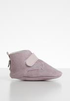 shooshoos - Slip on bootie - purple