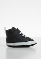 shooshoos - Space jamming high top sneaker - black & white