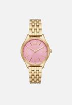Michael Kors - Lexington - gold & pink