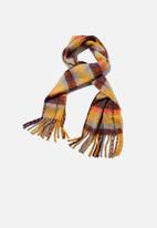 Cotton On - Louisa tassel scarf - multi