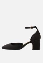 MANGO - Quito heel - black