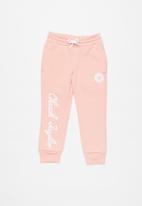 Converse - Converse Chuck Taylor jogger - pink