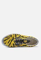 Vans - UA Era - (tie dye) blazing yellow/true white
