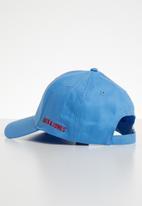 Jack & Jones - Basic logo baseball cap - blue