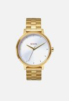 Nixon - Kensington - gold/white