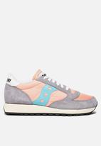 Saucony Originals - Jazz vintage - peach/grey/blue