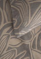 Linen House - Mona duvet cover set - taupe