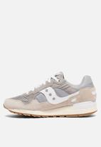 Saucony Originals - Shadow 5000 - grey & white