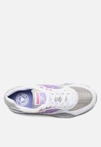 Saucony Originals - Shadow 6000 - white / purple / pink
