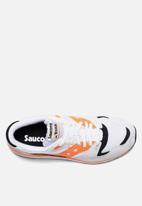 Saucony Originals - Azura - white/orange/black
