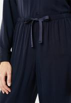 Superbalist - Shirt & pants set - navy