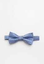 Jack & Jones - Runkel bowtie - blue
