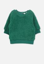 Cotton On - Avery cozy pullover - green