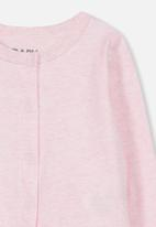 Cotton On - The baby cardigan - pink