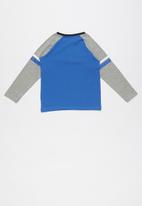 name it - Taxson raglan top - multi