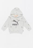 PUMA - Classic hoodie illusion - multi