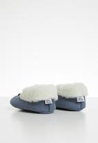 shooshoos - Boys slipper - blue