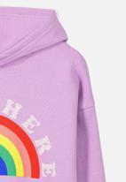 Cotton On - Scarlett hoodie - purple