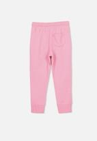 Cotton On - Super soft trackpant - pink