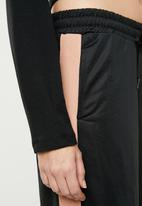 Vans - Cali native native long sleeve top - black
