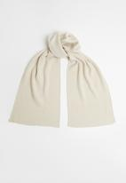 Superbalist - Sloane scarf - neutral