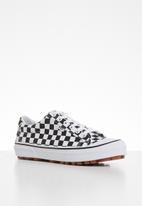 Vans - UA Style 29 - checkerboard & true white