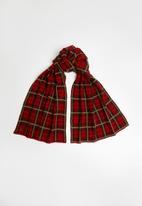 Superbalist - Collage blanket scarf - multi
