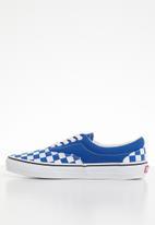 Vans - Ua era - (checkerboard) lapis blue & true white