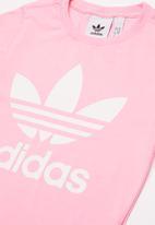 adidas Originals - Trefoil tee - pink