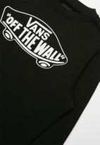 Vans - Otw crew boys - black & white