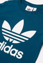 adidas Originals - Adidas little boys trefoil tee - blue