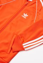 adidas Originals - Superstar track suit -  orange & white