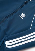 adidas Originals - Superstar track suit - blue & white