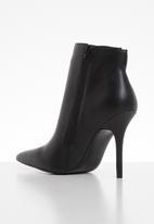 ALDO - Elealonna leather boot - black