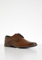 Gino Paoli - Jules formal lace-up - brown