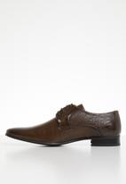 Gino Paoli - Paul formal lace-up - brown