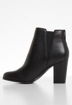 ALDO - Pessa leather boot - black