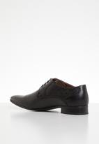 Gino Paoli - Paul formal lace-up - black