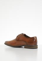 Gino Paoli - Jules formal lace-up - tan
