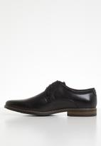 Gino Paoli - Jules formal lace-up - black