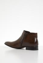 Gino Paoli - Jaime slip-on boots - brown