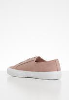SUPERGA - 2750 Nubuck lo - pink